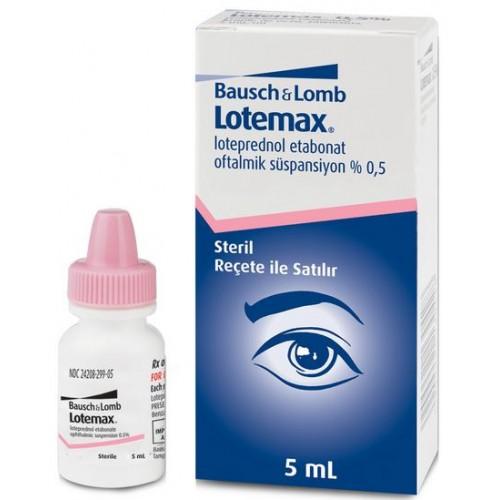 steroid ophthalmic drops side effects